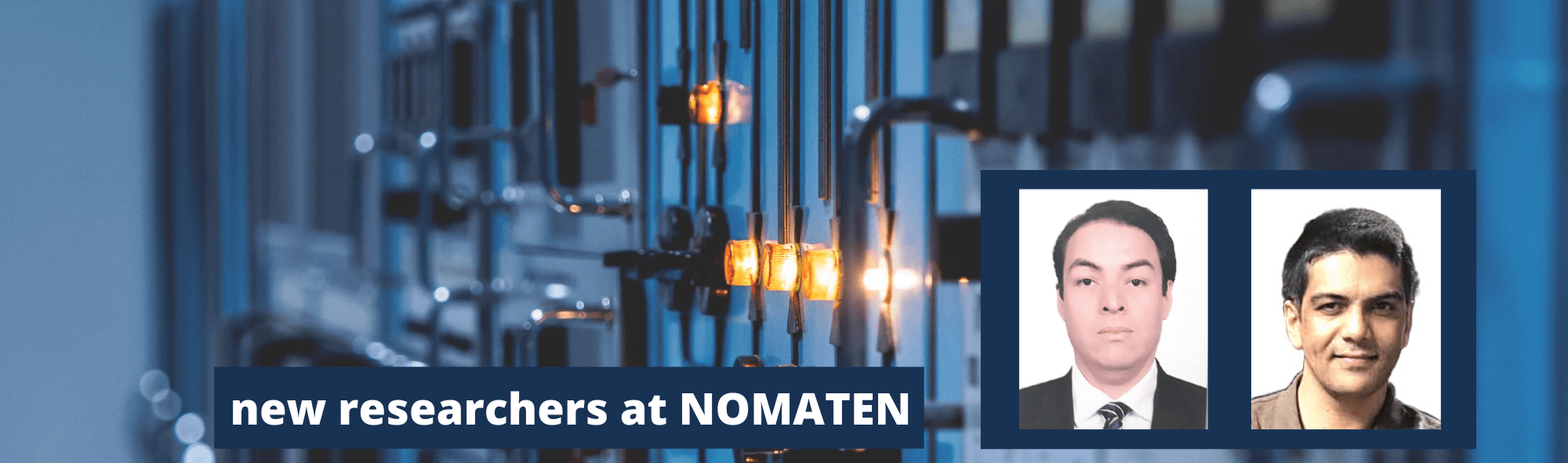 NOMATEN: new team members