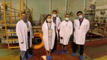 NOMATEN at MARIA reactor