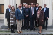The kick-off meeting of the H2020 NOMATEN project