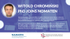 Witold Chrominski joins NOMATEN